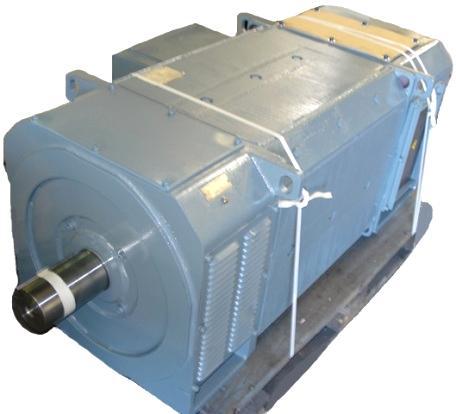 moteur courant continu de remontée mécanique