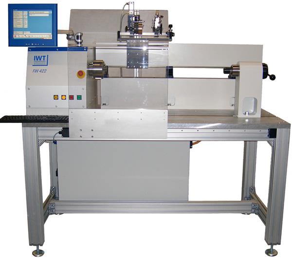 Machine de bobinage linéaire