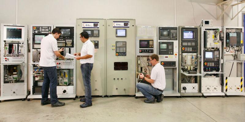 bancs de tests commandes numériques IDREP