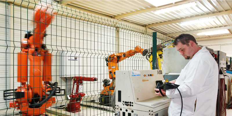 salle robots IDREP