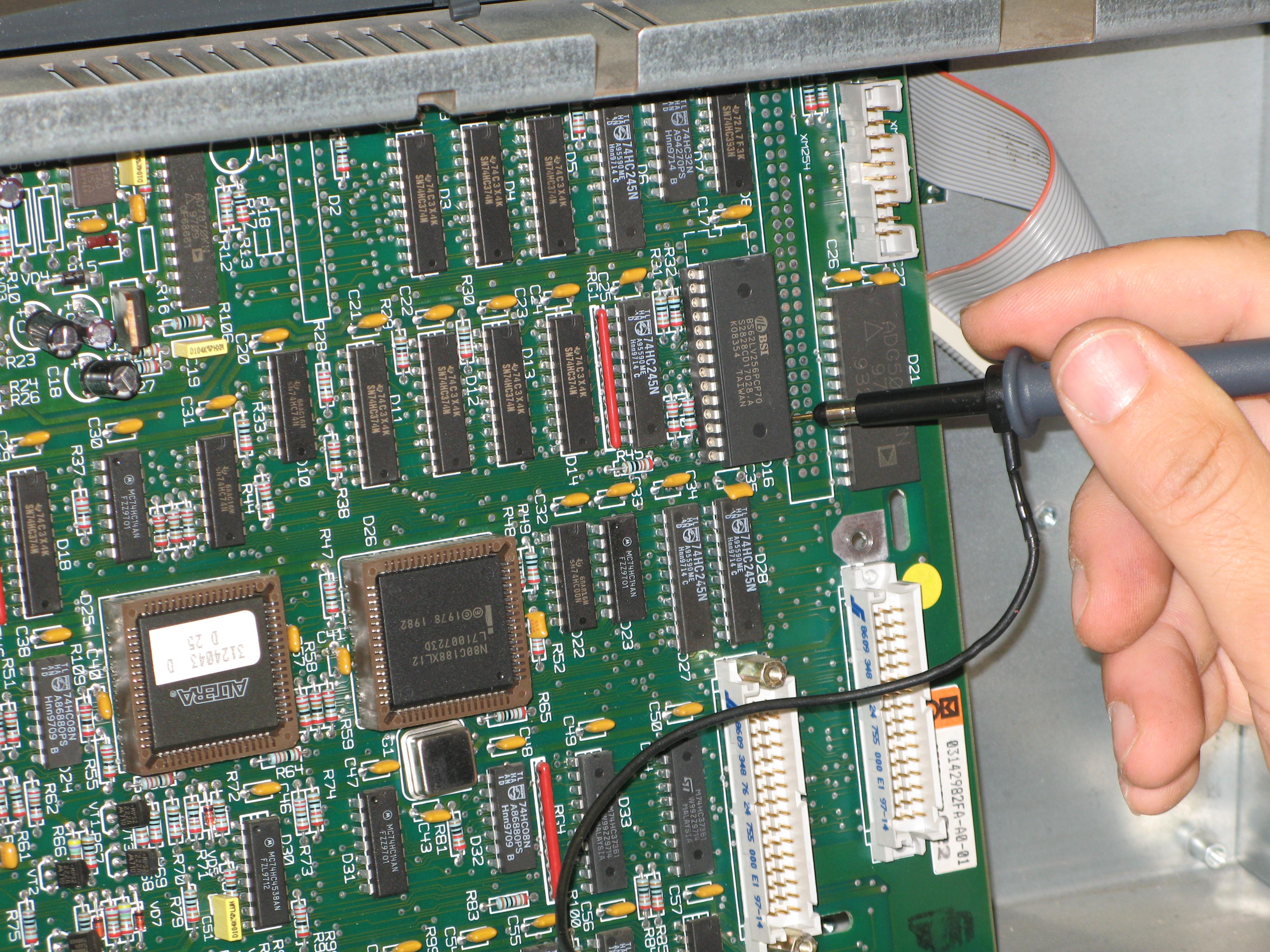 Réparation cartes électroniques