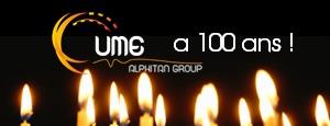 UME fête ses 100 ans !