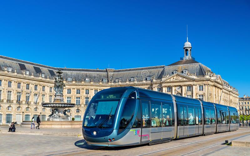 2008 : Ouverture du siège à Bordeaux